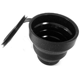 Ruby Cup Sterilisierbecher schwarz
