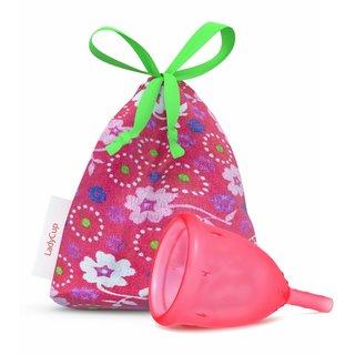 LadyCup Menstruationstasse pink