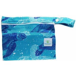 Blümchen PUL-Tasche XS Mini-Wetbag für Slipeinlagen