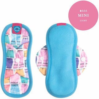 TotsBots Bloom Slipeinlage MINI Blau